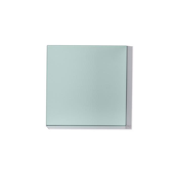DADO Regal 20x20 cm, Ablagen shell, Seitenwand rechts