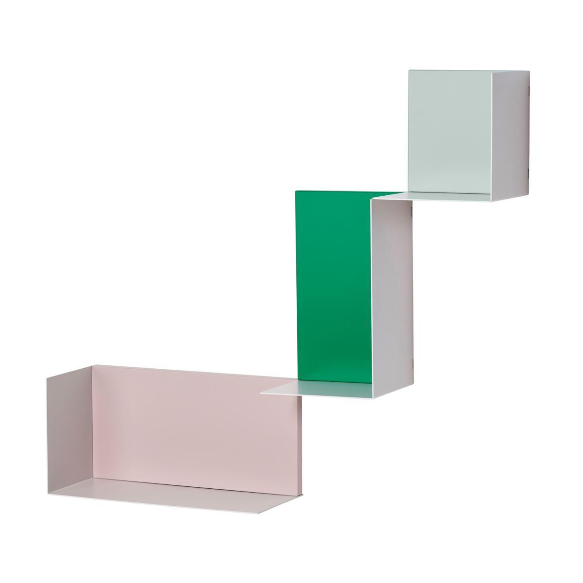 DADO Regal in 3 verschiedenen Größen, Seitenansicht