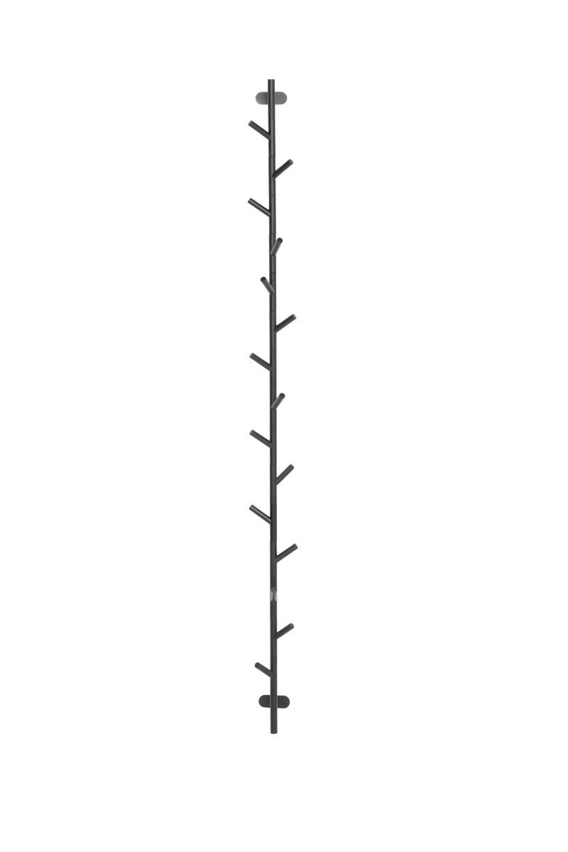 SUMI Wandgarderobe 170 cm, 15 Haken