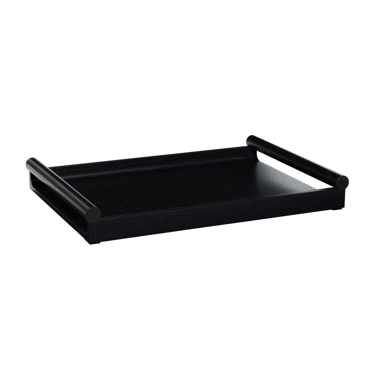 OLEH Tablett groß black (46)