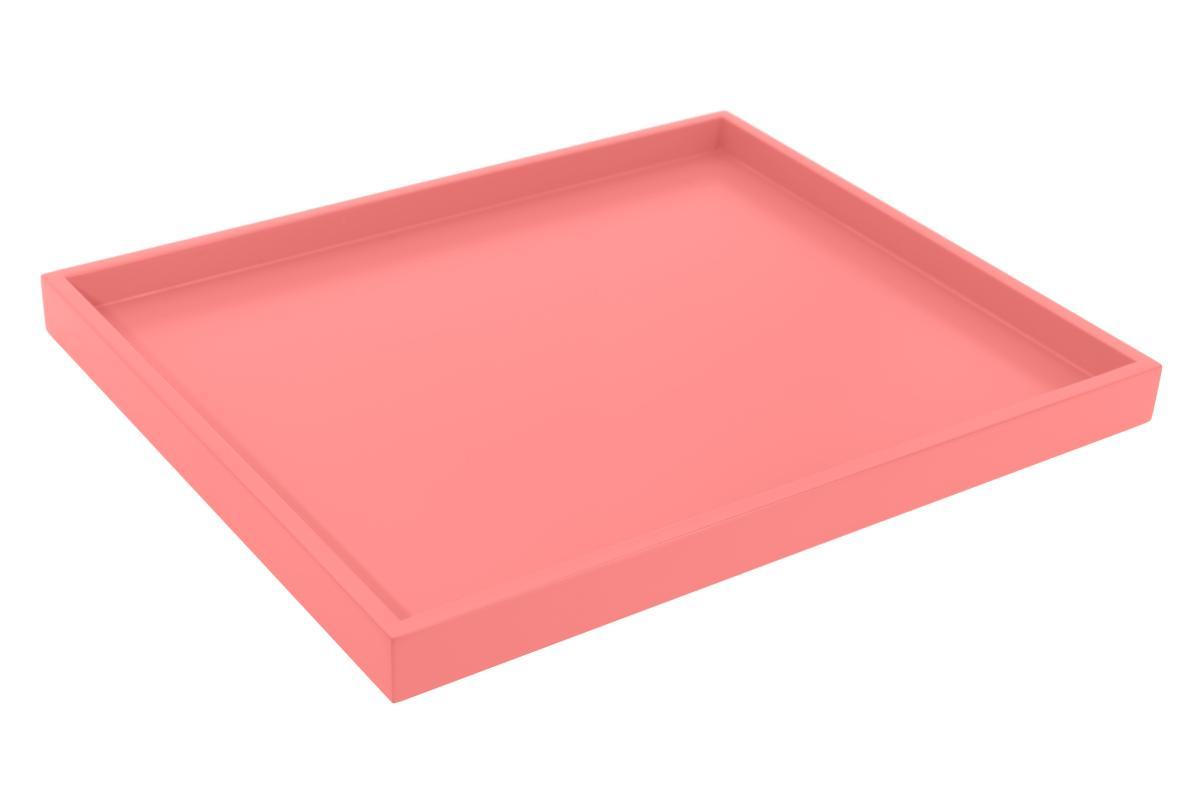 TRAY Little Tablett flamingo pink (38)