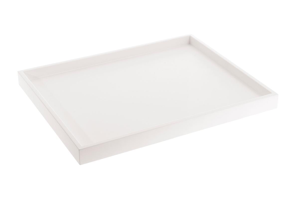TRAY Little Tablett schneeweiß (54)