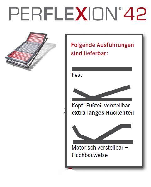 PERFLEXION® 42 EL Lattenrost elektrisch