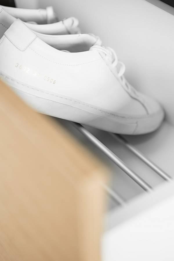 Schuhregal für Iltios Wandgarderbe, passend für eine Schublade