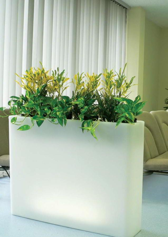 VASO Pflanzgefäß mit LED-Beleuchtung