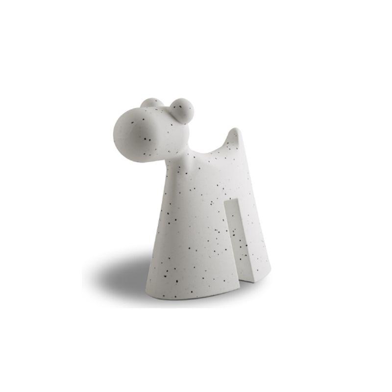 DOGGY Hund Dalmatinier mit großen Punkten
