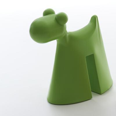 DOGGY Hund grün