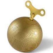 GOLDEN OAK – #03 EDITION Spieluhr Mozart, Eiche gold gebürstet