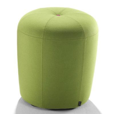 Stoffmuster für Zapallo, grün