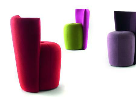 ZAPALLO Sessel mit Rückenlehne individuell nach Kundenwunsch