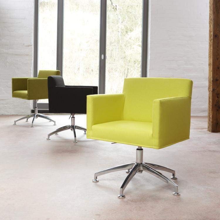 Drehsessel höhenverstellbar  KIRK Sessel Drehstuhl von Signet bei homeform.de