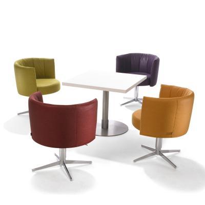 ron stuhlsessel drehbar von signet bei. Black Bedroom Furniture Sets. Home Design Ideas