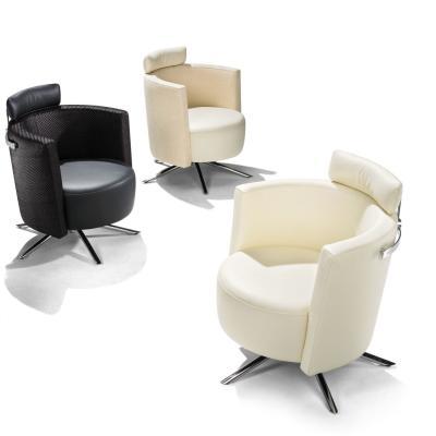 VITO Sessel von signet, Ausführung und Bezug nach Kundenwunsch