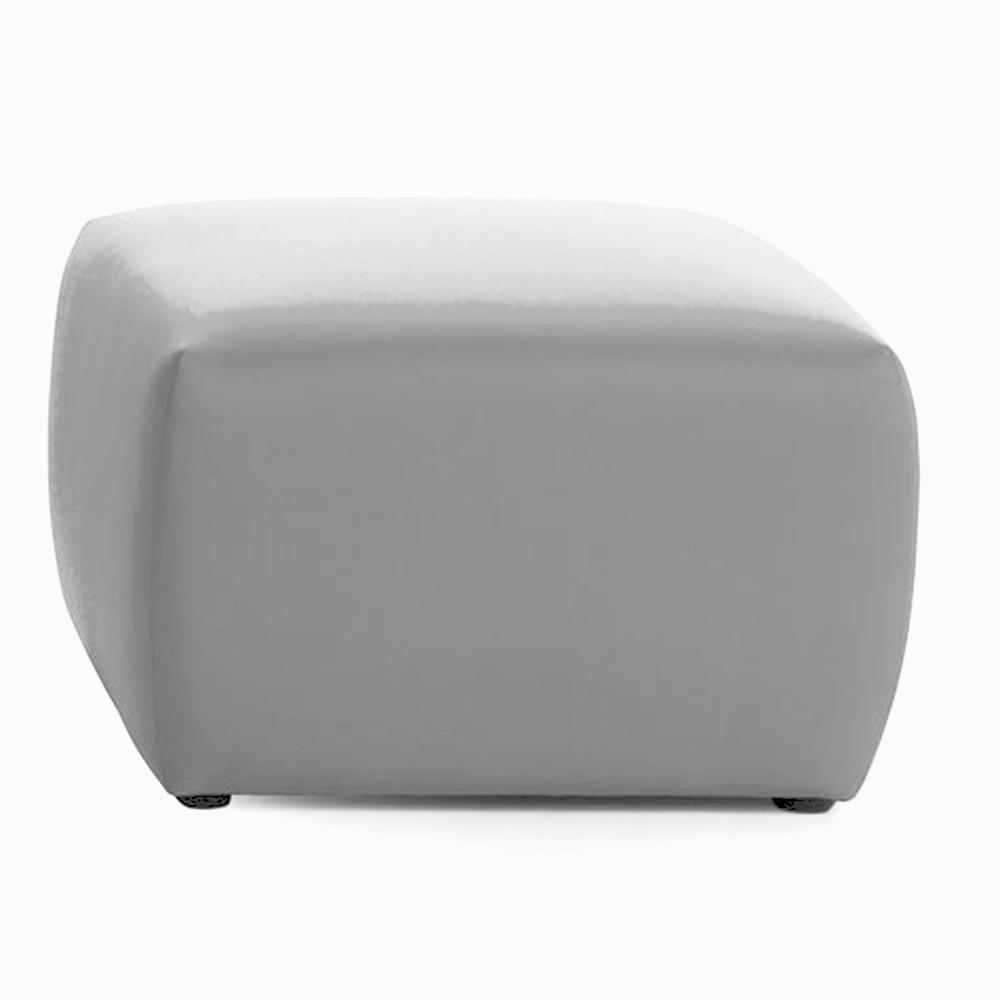 PEPO Sitzhocker, Farbbeispiel grau