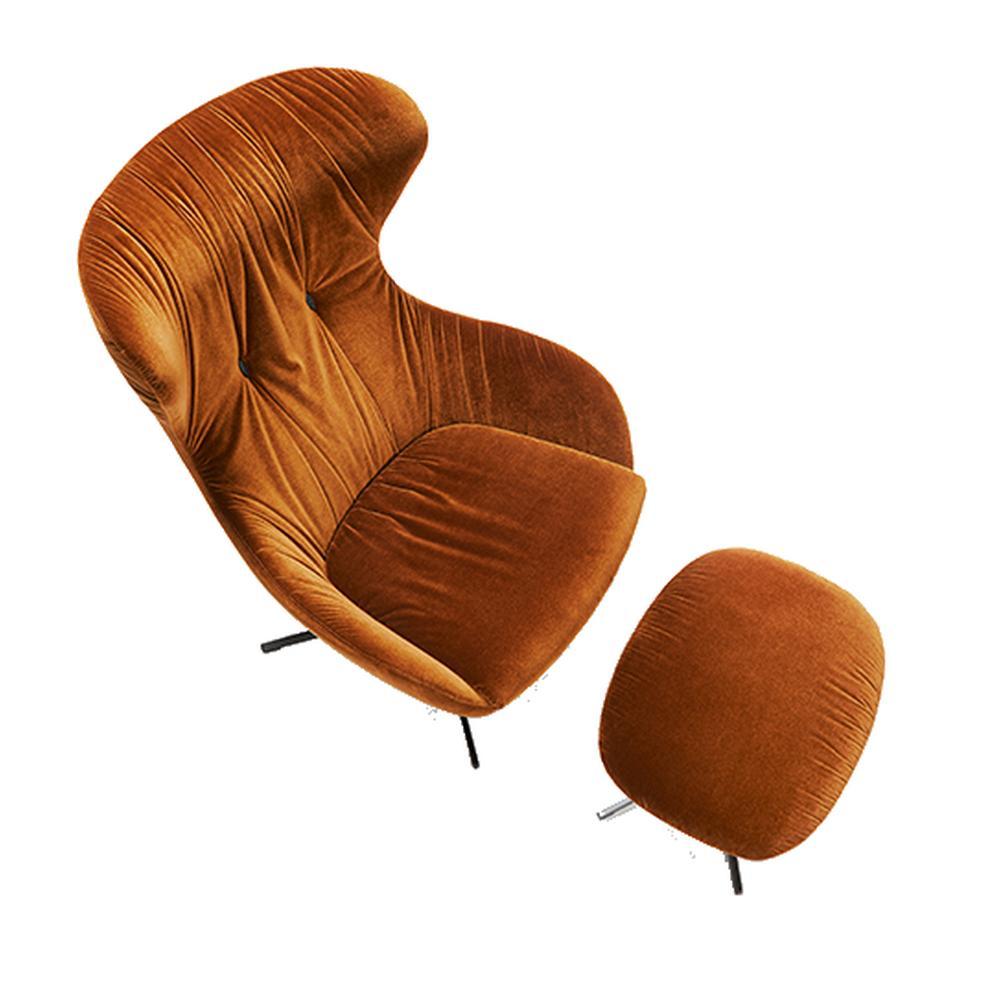 SHAR PEI Sessel und Hocker Bezug nach Kundenwunsch