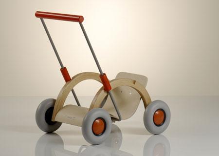 Sibis Troll Puppenwagen