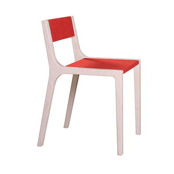 Sibis Sepp Kinderstuhl rot