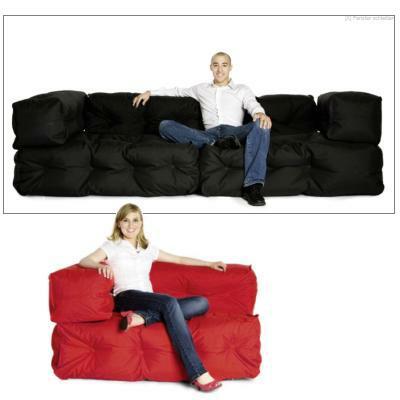Couch Ii Loungesofa Von Sitting Bull Sitzsäcke Bei Homeformde