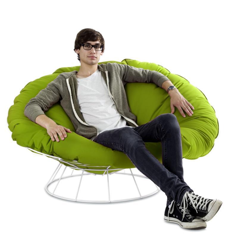 BULL´S NEST Loungesessel Grün