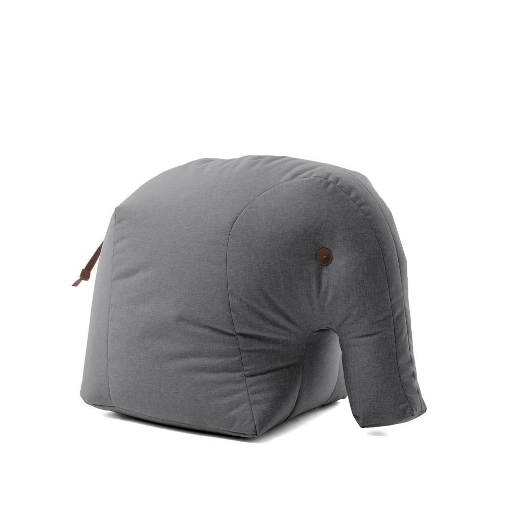 Sitting Bull ELMAR Elefant Sitzsack grau