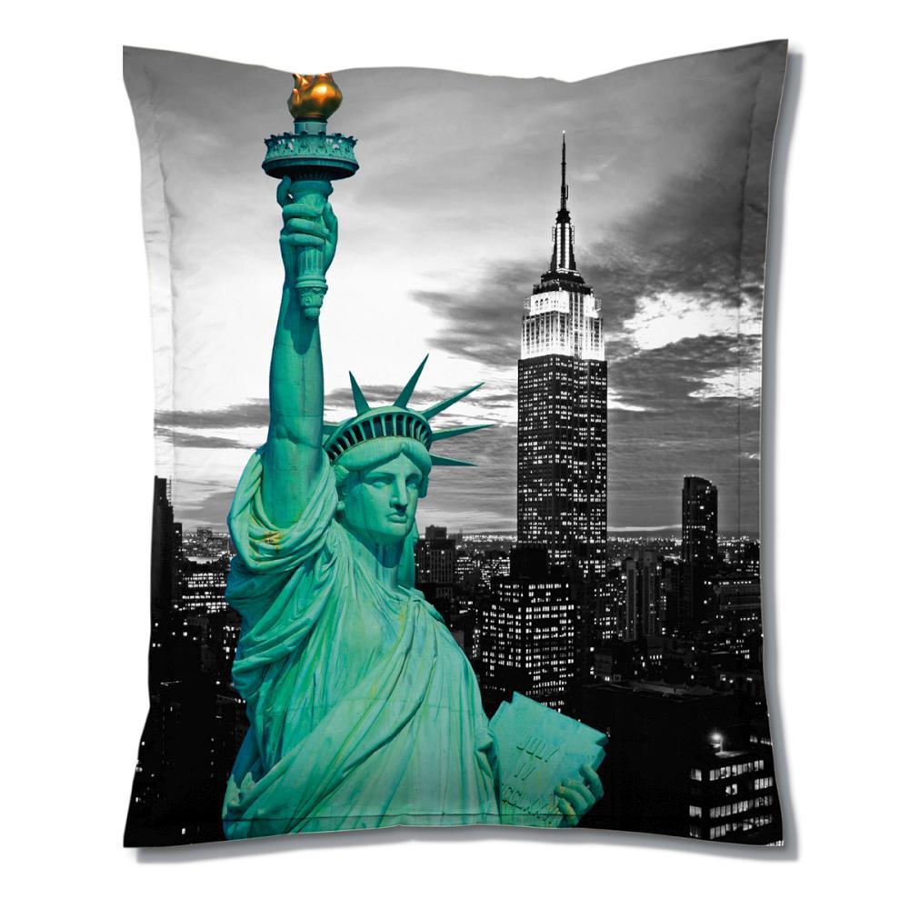 Sitting Bull SUPER BAG MOTIV Sitzsack, 155 x 125 cm, New York