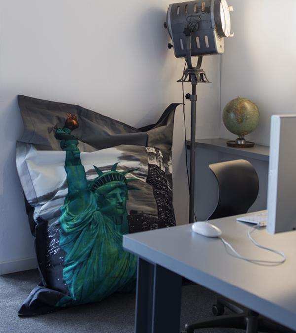 Sitting Bull Super Bag Sitzkissen