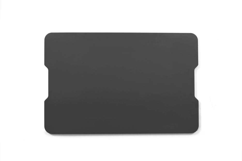Sitting Bull ZIPP Tablett, 60 x 40 cm, smoke