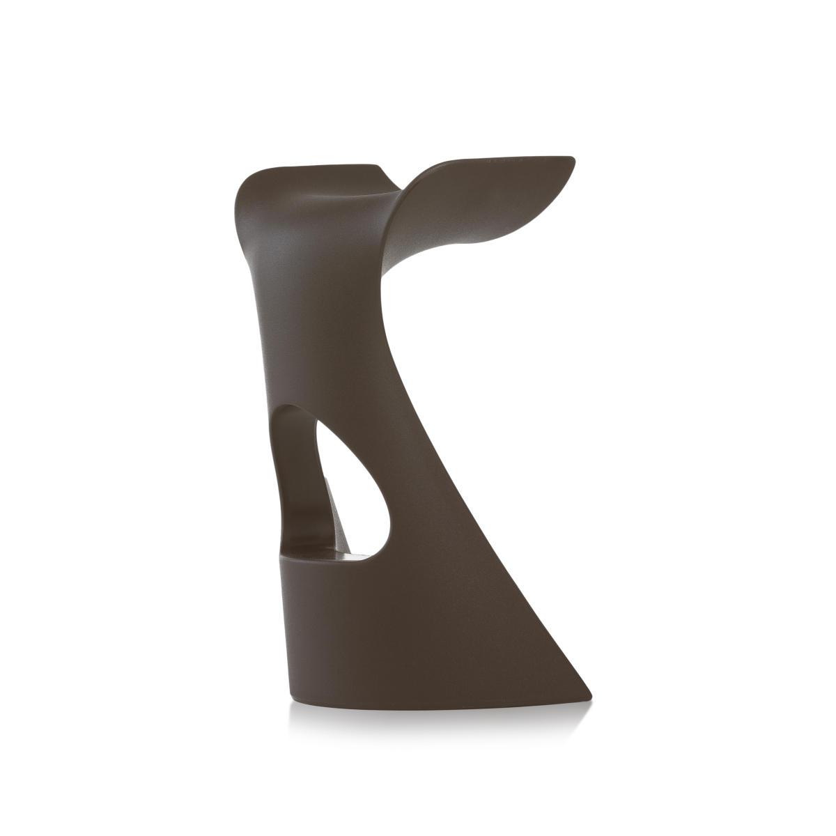 KONCORD Barhocker von Karim Rashid chocolate