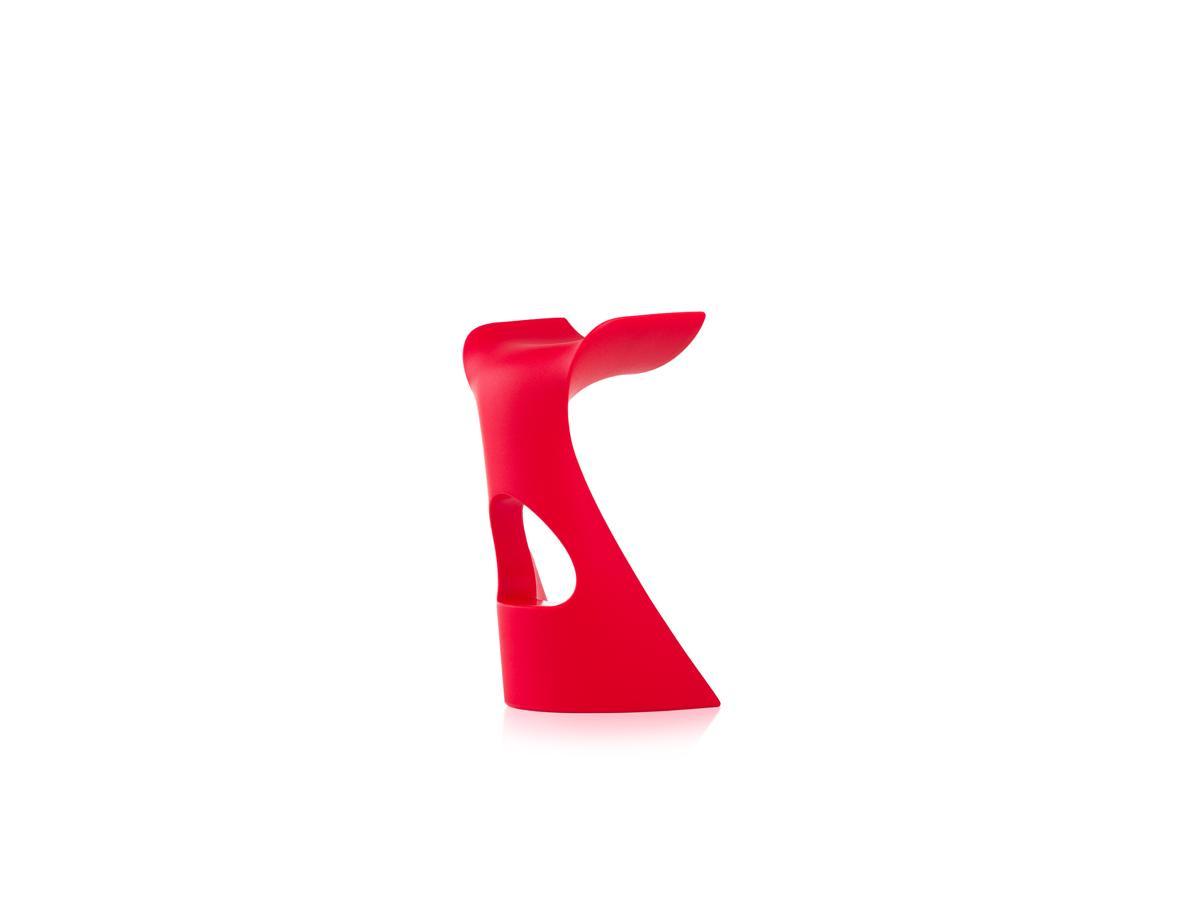 KONCORD Barhocker Karim Rashid flame red