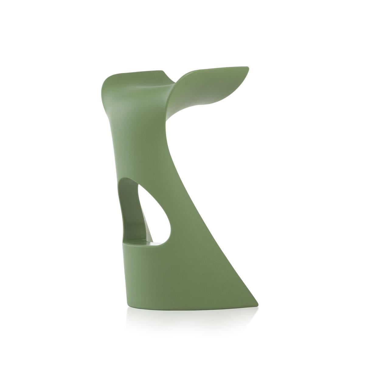 KONCORD Barhocker von Karim Rashid malva green