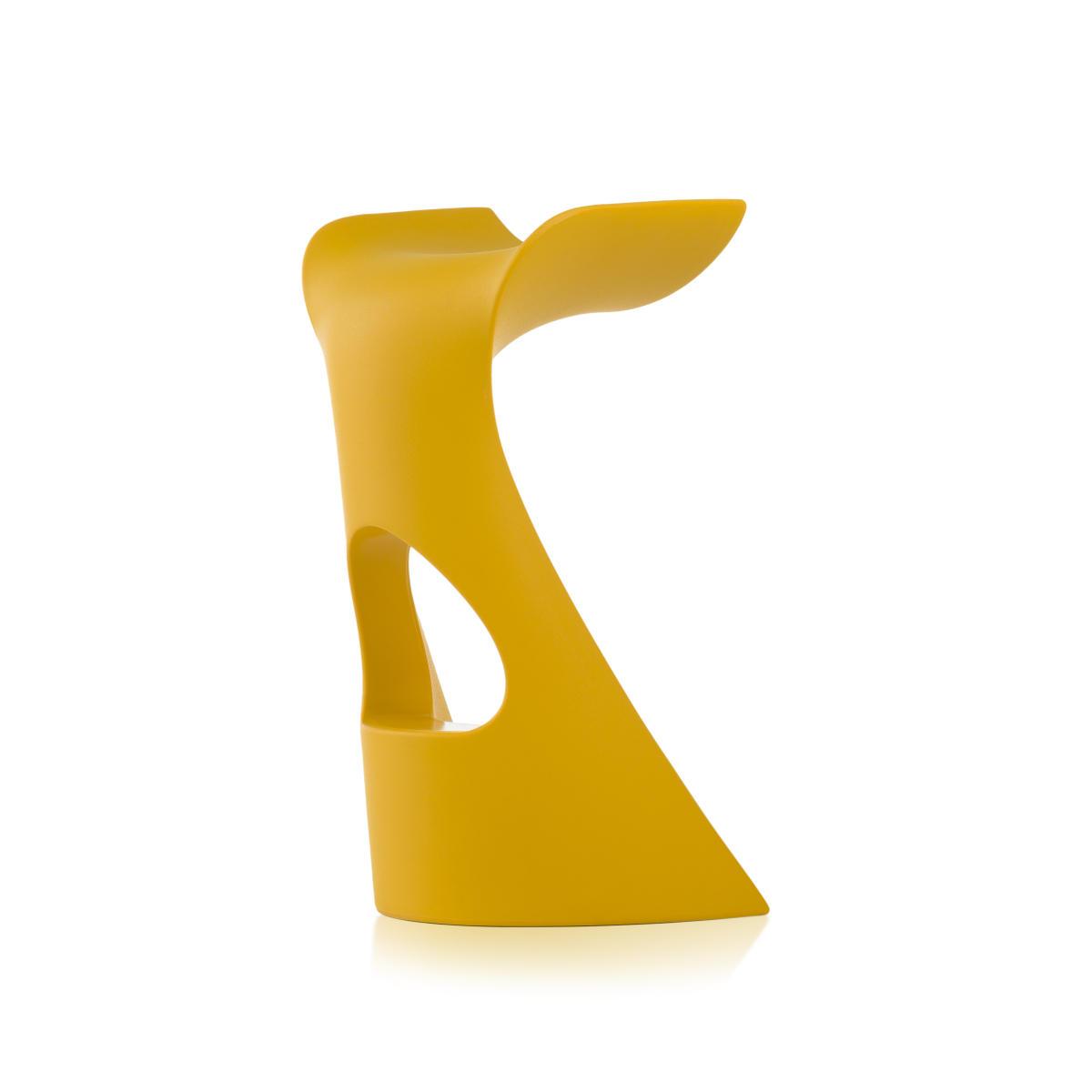 KONCORD Barhocker von Karim Rashid saffron yellow