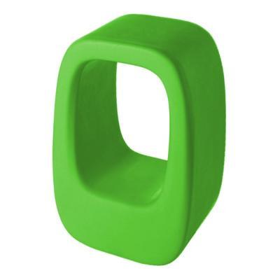 LAZY BONES Hocker und Beistelltisch grün