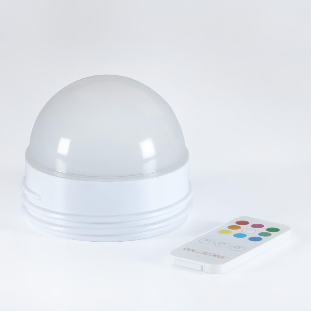 CANDY LIGHT Hochleistungsakku und IR-Fernbedienung