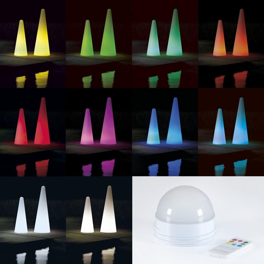 Farben des CANDY LIGHT Akkus