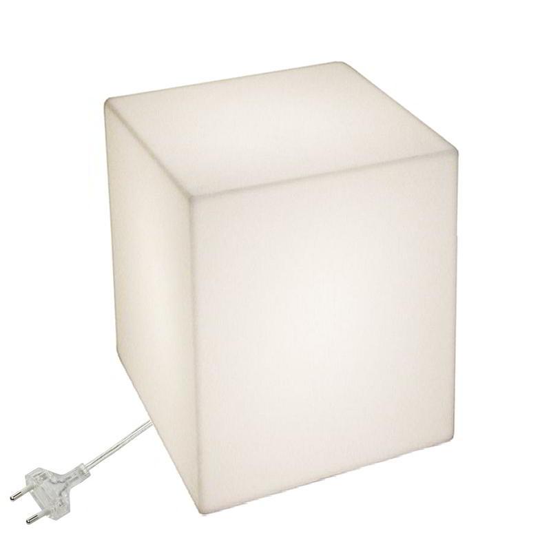 CUBO 50 Leuchtsäule Indoor, 60 cm hoch