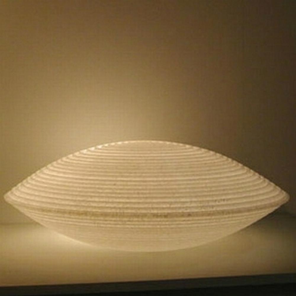 MOREA Tischleuchte / Leuchtmuschel