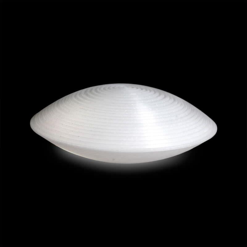 MOREA Leuchtmuschel / Bodenleuchte