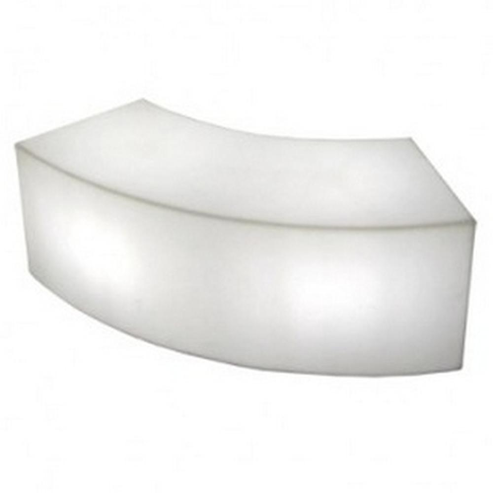 Homeform Wohndesign: SNAKE Sitzbank Beleuchtet Outdoor Von Slide Design