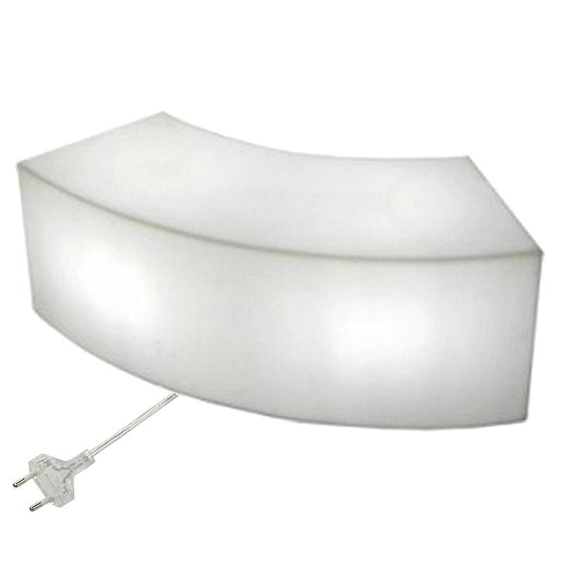 SNAKE Sitzbank Indoor für Energiesparlampe