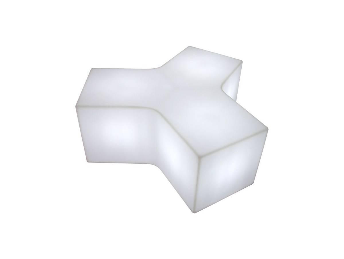 YPSILON Sitzelement beleuchtet, Indoor