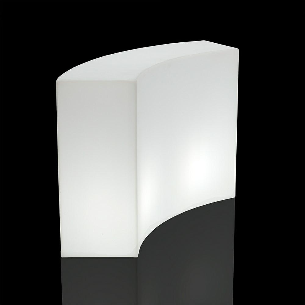 SNACK BAR mit ESL-Beleuchtung (Lampen nicht im Lieferumfang enthalten)