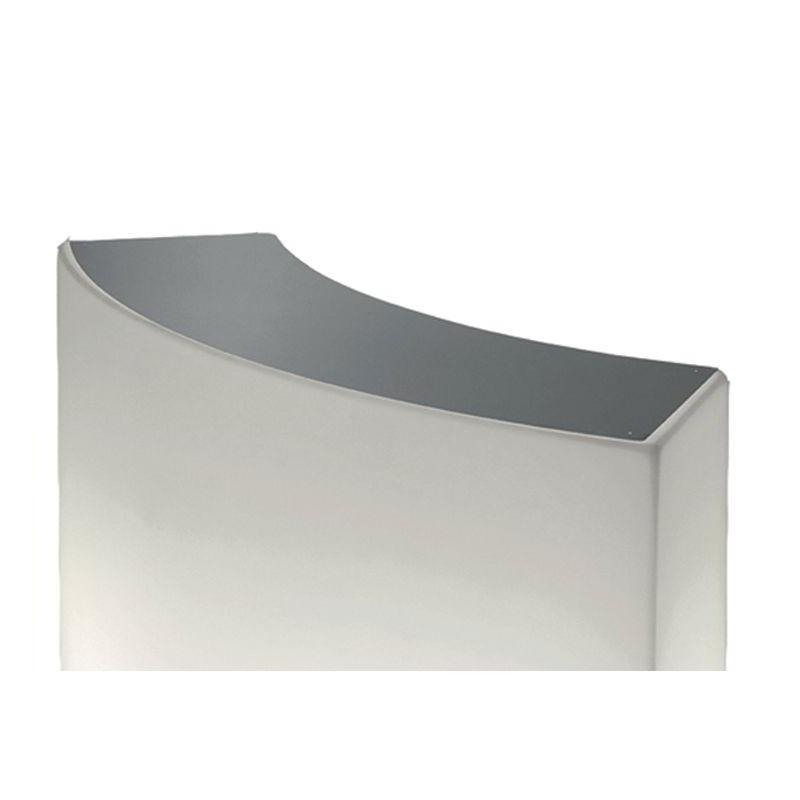 Stahlplatte DESK für SNACK BAR
