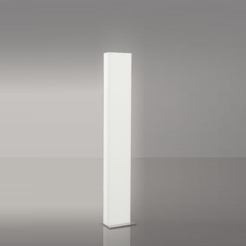 BRICK Leuchtsäule rechteckig, 140 oder 200 cm hoch