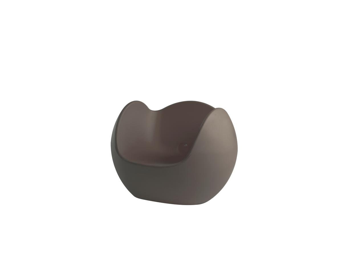 BLOS Sessel chocolate