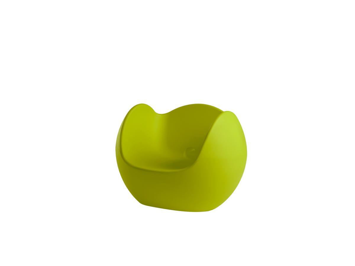 BLOS Sessel lime green