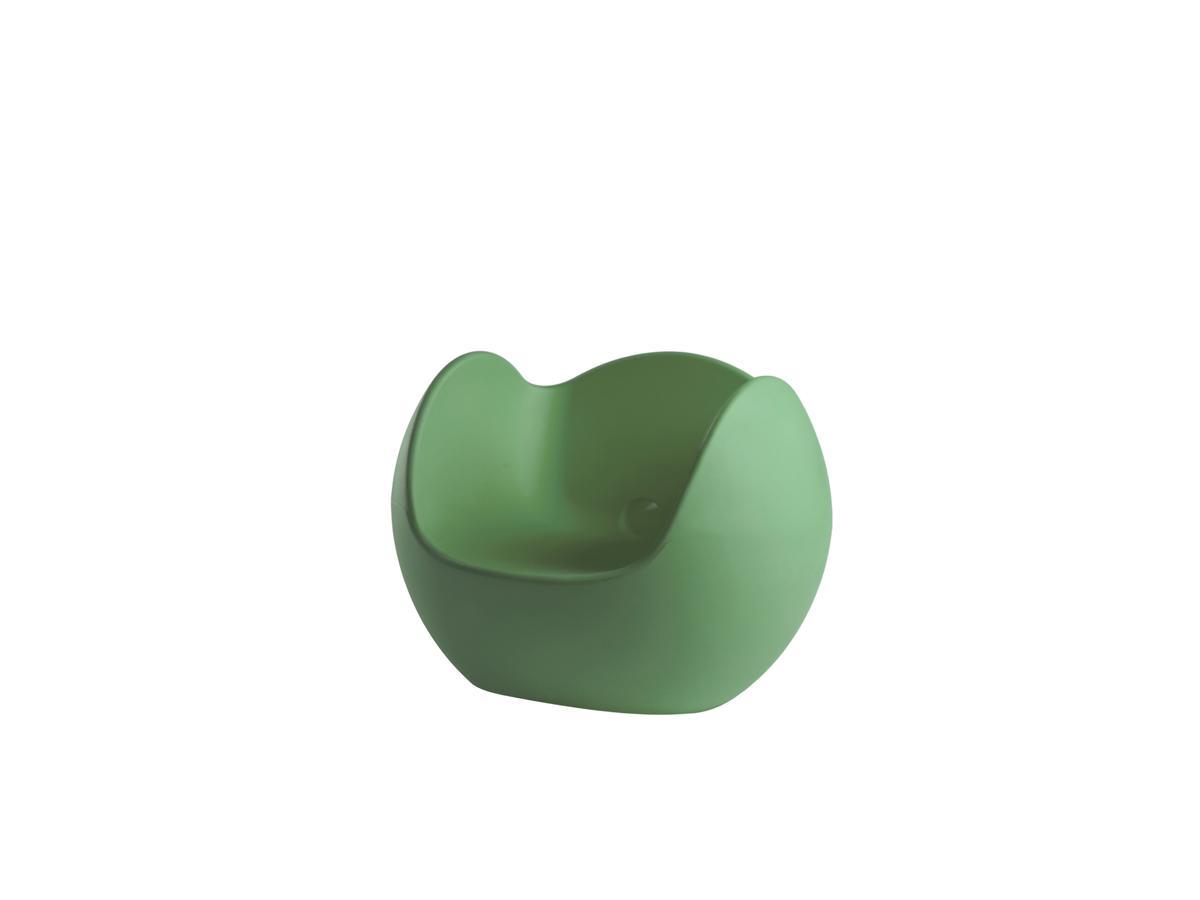 BLOS Sessel malva green