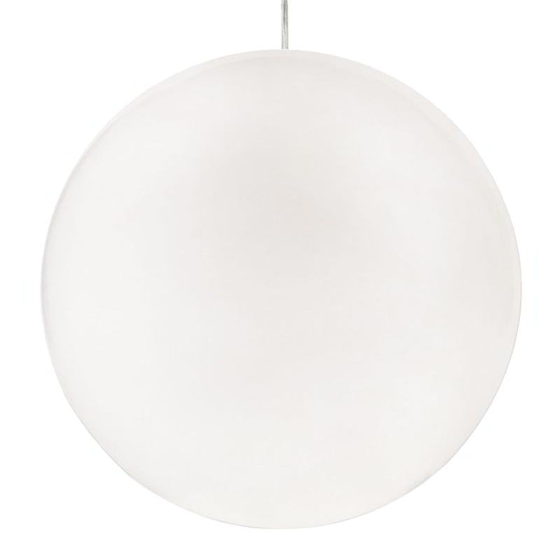 GLOBO HANGING Pendelleuchte Indoor glänzend weiß Ø 40 cm