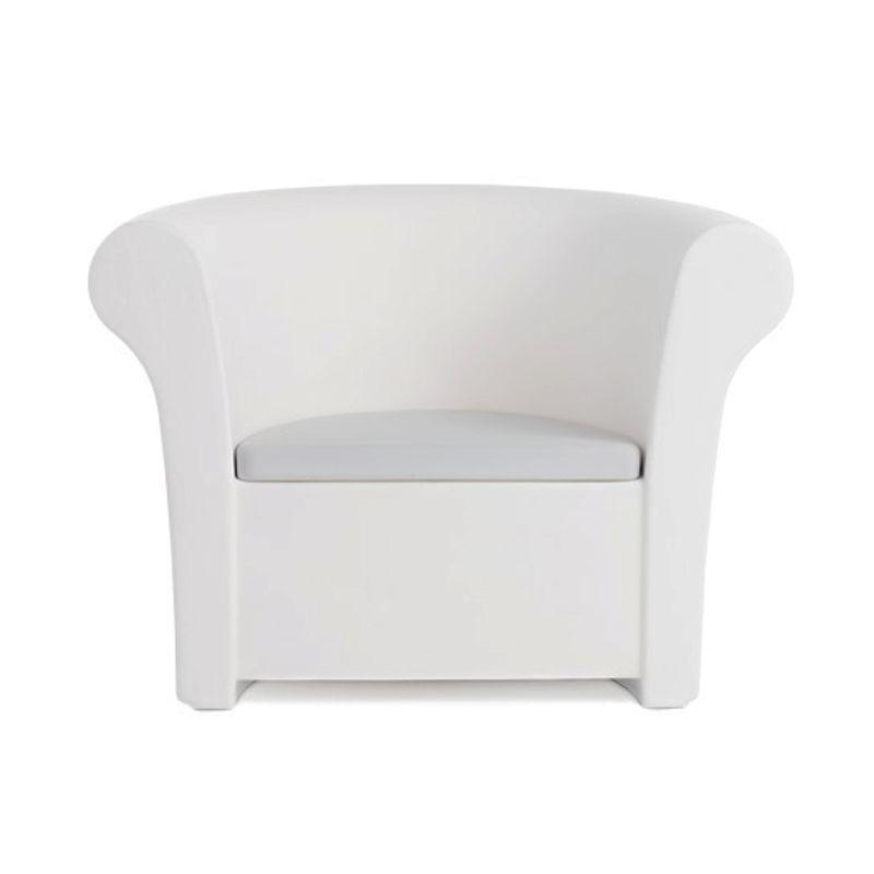KALLA beleuchteter Sessel weiß
