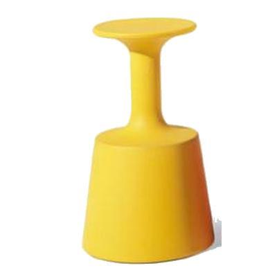 DRINK Barhocker, Höhe 75 cm, gelb