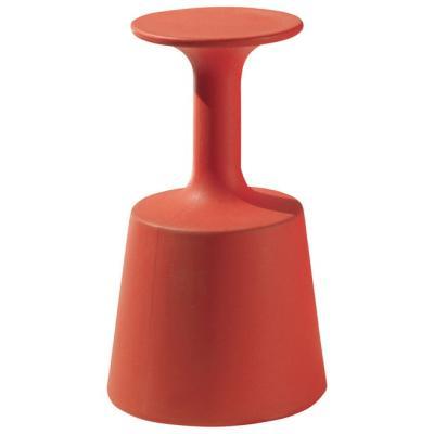DRINK Barhocker, Höhe 75 cm, rot